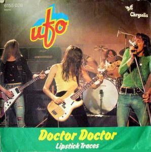 UFO: Doctor Doctor - Cover