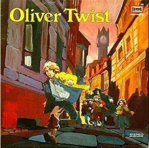 Charles Dickens: Oliver Twist - Cover