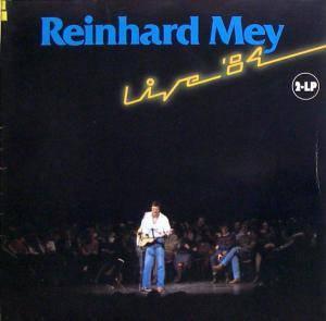 Reinhard Mey: Live '84 (2-LP) - Bild 1