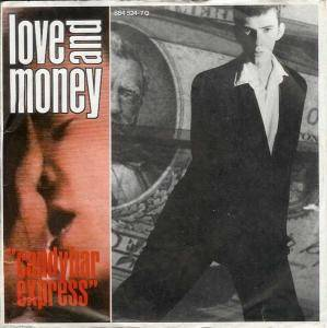 Cover - Love And Money: Candybar Express