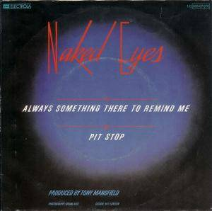 Naked Eyes: Always Something There To Remind Me - Cover