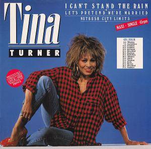 Tina Turner: I Can't Stand The Rain - Cover
