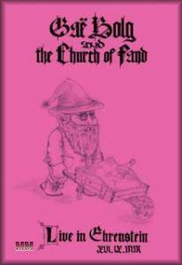 Cover - Gaë Bolg & The Church Of Fand: Live In Ehrenstein