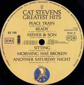Cat Stevens: Greatest Hits (LP) - Bild 4