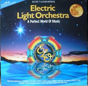 Electric Light Orchestra: Perfect World Of Music, A - Cover