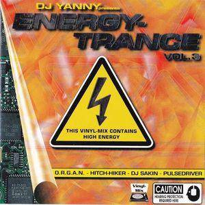 Cover - Blue Alphabet: DJ Yanny Presents Energy-Trance Vol. 03