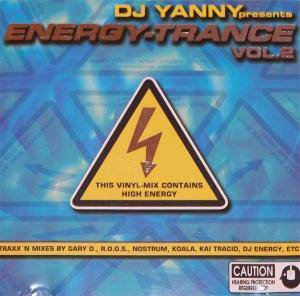 DJ Yanny Presents Energy-Trance Vol. 02 - Cover