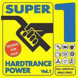 Cover - Scoopex: Super Hardtrance Power Vol. 1