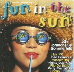 Cover - Shut Up And Dance: Fun In The Sun - 36 Brandheiße Sommerhits