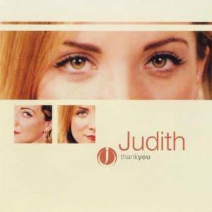Cover - Judith: Thank You