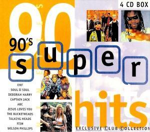 90's Superhits - Cover