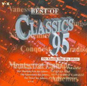 Cover - Cristóbal de Morales: Best Of Classics '95