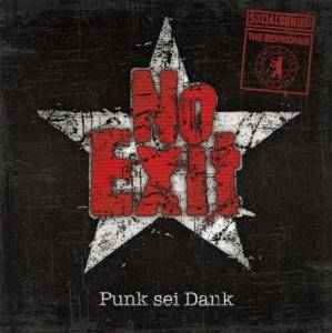 No Exit: Punk Sei Dank - Cover