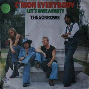 Cover - Sorrows, The: C'mon Everybody