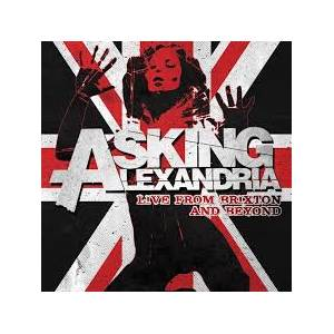Cover - Asking Alexandria: Live From Brixton And Beyond
