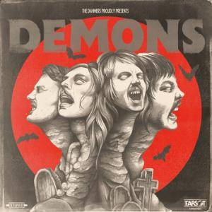 The Dahmers: Demons - Cover