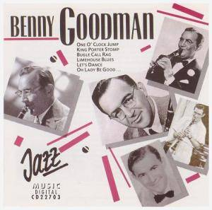 Benny Goodman: Benny Goodman (It's Music) - Cover