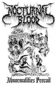 Nocturnal Blood: Abnormalities Prevail - Cover