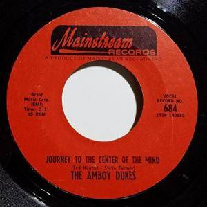 Cover - Amboy Dukes, The: Journey To The Center Of The Mind