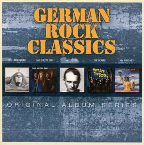 Cover - Boots, The: German Rock Classics
