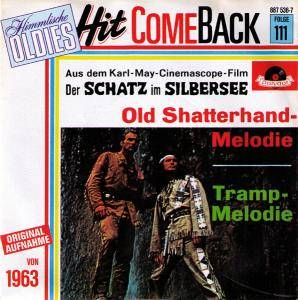 Cover - Martin Böttcher Orchester: Old Shatterhand-Melodie