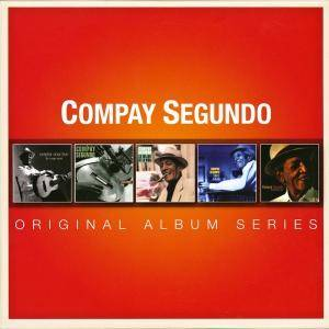 Cover - Compay Segundo: Original Album Series