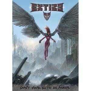 Extize: Don't Fuck With An Angel (CD) - Bild 1