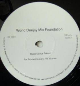 Cover - DJ Deep: Deep Dance Take 4