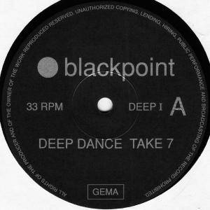 Cover - DJ Deep: Deep Dance Take 7