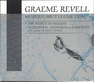 Cover - Graeme Revell: Musique Brut Collection