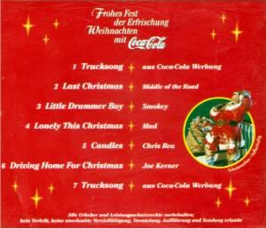 Coca Cola Werbung Weihnachten.Frohes Fest Der Erfrischung Weihnachten Mit Coca Cola