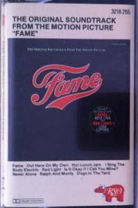 Fame - The Original Soundtrack From The Motion Picture (Tape) - Bild 1