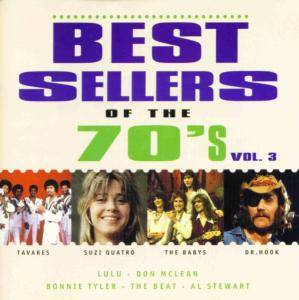 Best Sellers Of The 70's, Vol. 3 - Cover