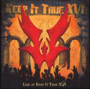 Cover - Warlord: Live At Keep It True XVI