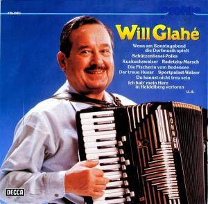 Cover - Will Glahé: Will Glahé