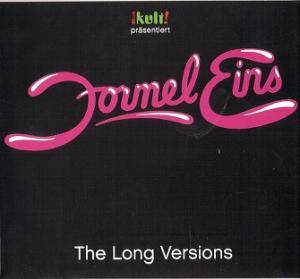 Formel Eins - The Long Versions - Cover