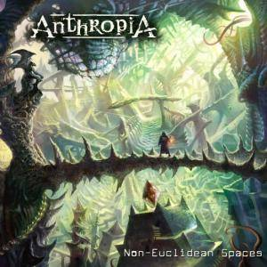 Anthropia: Non-Euclidean Spaces - Cover