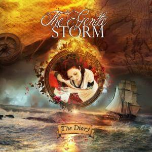 The Gentle Storm: Diary, The - Cover