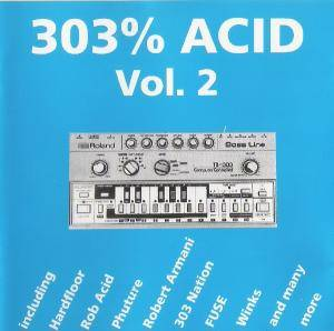 Cover - Phuture: 303% Acid Vol. 2