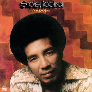 Cover - Smokey Robinson: Pure Smokey