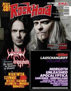 Rock Hard - Lauschangriff Vol. 035 (CD) - Bild 5