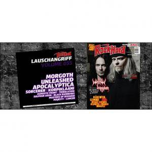 Rock Hard - Lauschangriff Vol. 035 (CD) - Bild 6