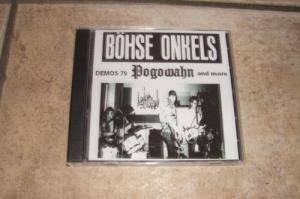 Onkelz Bootlegs
