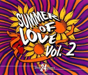 Summer Of Love Vol. 2 - Cover