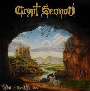 Crypt Sermon: Out Of The Garden - Cover