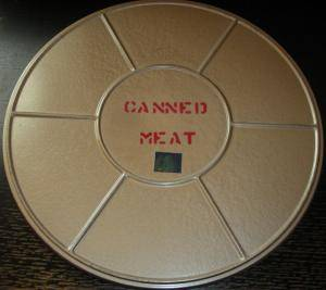 Canned Meat - Cover