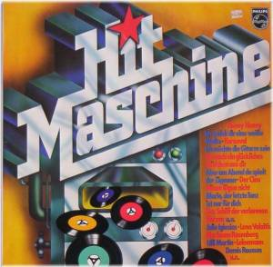 Cover - Peter Hedrich: Hit Maschine