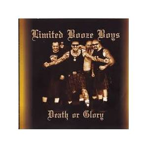 Limited Booze Boys: Death Or Glory - Cover