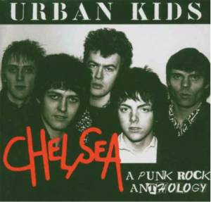 Chelsea: Urban Kids - A Punk Rock Anthology - Cover
