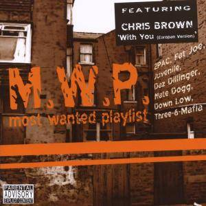 M.W.P. - Most Wanted Playlist - Cover